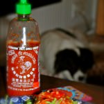 everything goes better with Sriracha!
