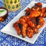 grill girl, chipotle sriracha buffalo wings, picnic grilling