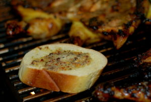 Texas Toast is a Grilling Clinic Favorite!