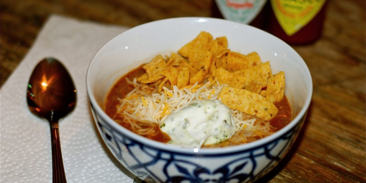 Quick and Easy Weeknight Meal: Cilantro Lime Taco Soup