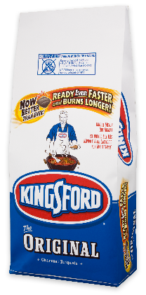 history of kingsford charcoal