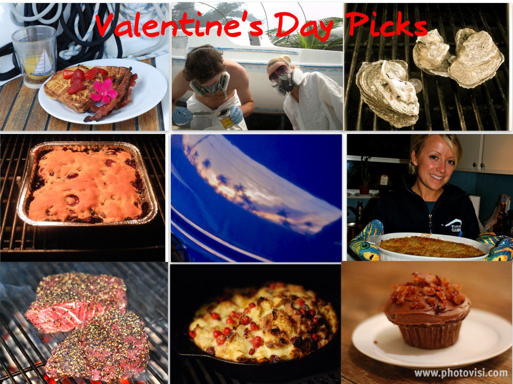 Grill Girl's Valentine's Day Picks