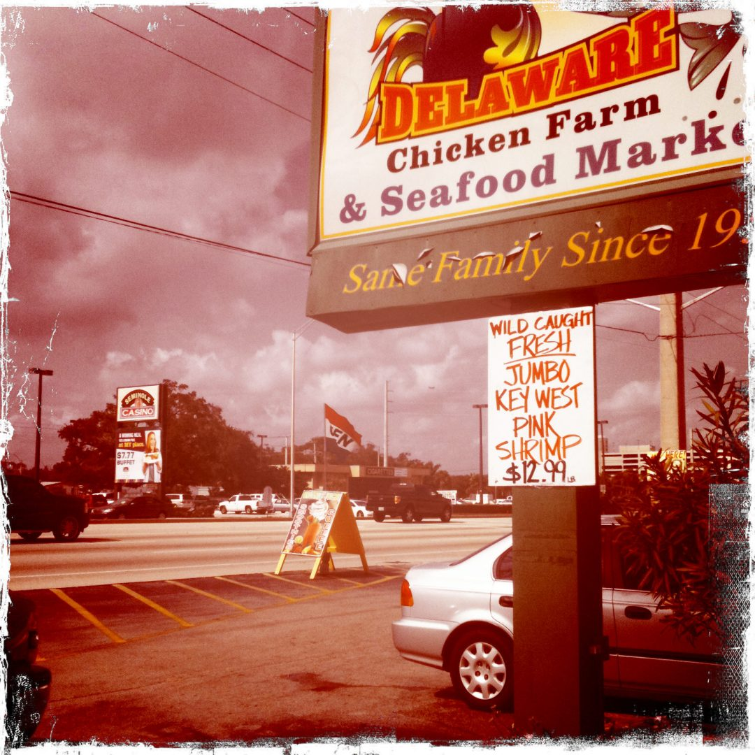 Food Trend: Supporting Locally Produced Food and My Adventures at Delaware's Chicken Farm in Hollywood, Florida…
