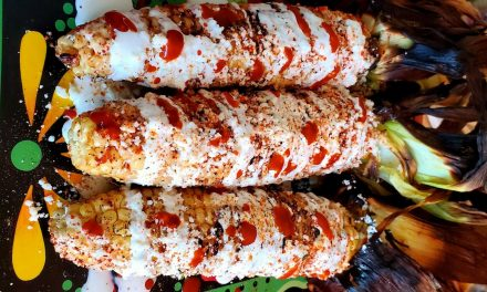 Elotes (Grilled Mexican Street Corn Recipe)