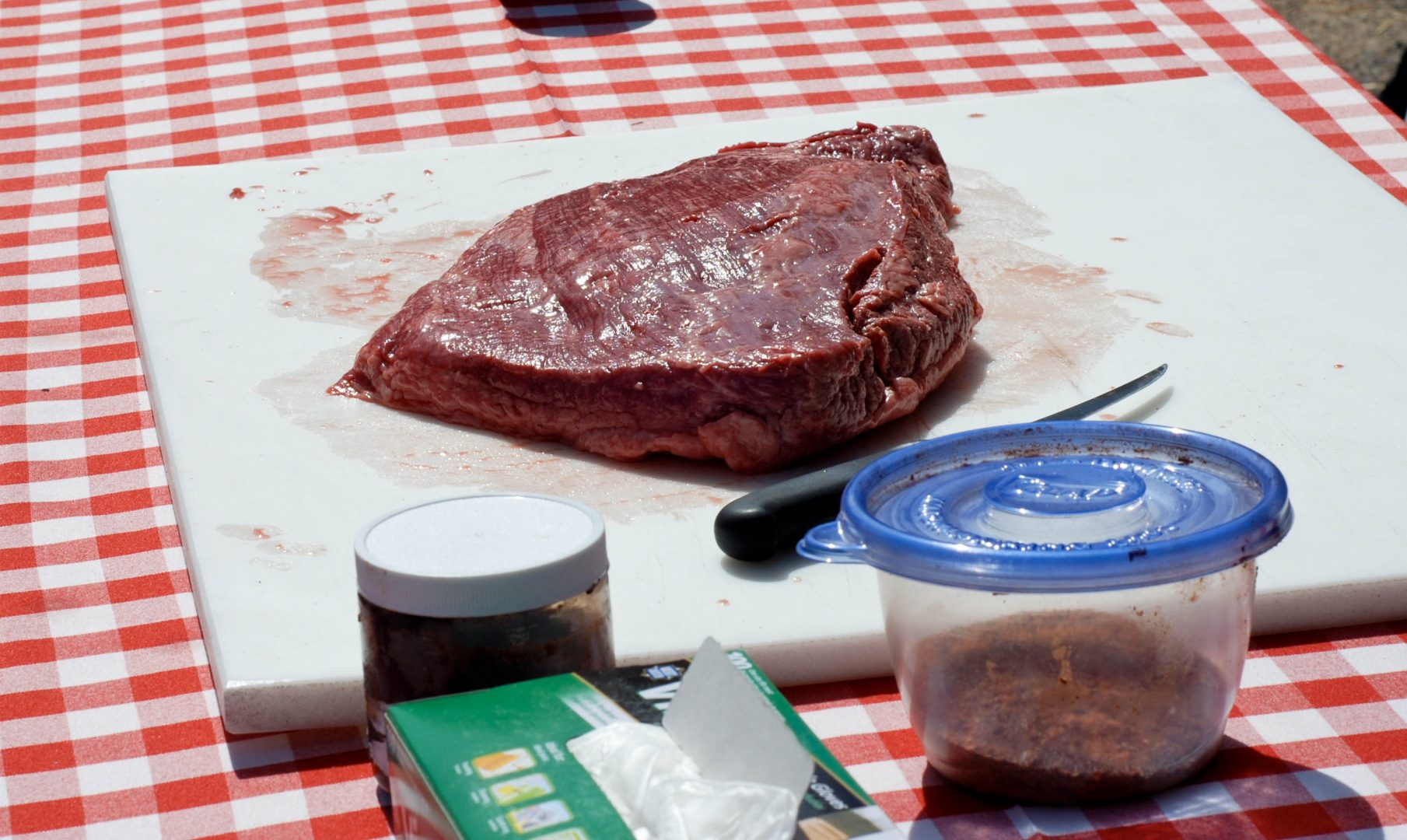 Kingsford University Part 1: Chris Lilly's Barbecued Beef Brisket Recipe and the Mullets of Nascar