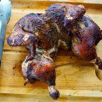 Jamaican Jerk Spatchcocked Chicken
