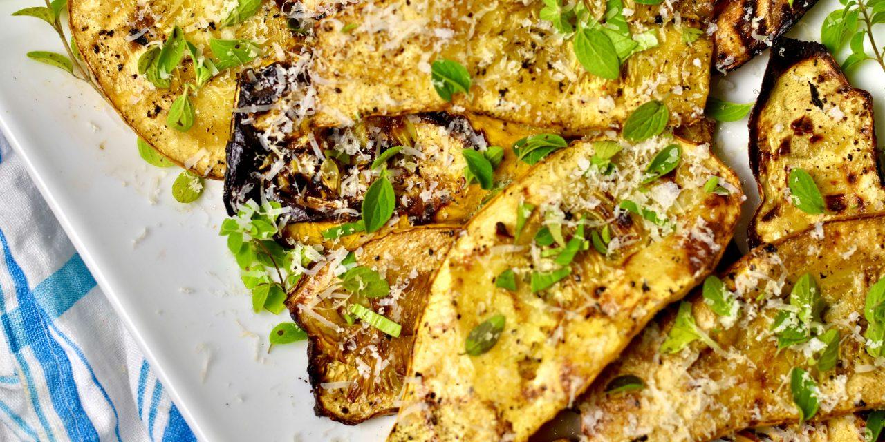 Herbed Grilled Veggies Recipe
