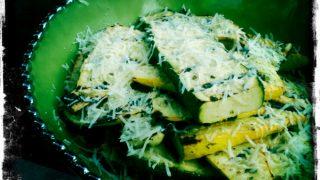 grilled vegetables, grilled squash, grilled zucchini, Robyn Medlin Lindars, Grill Girl