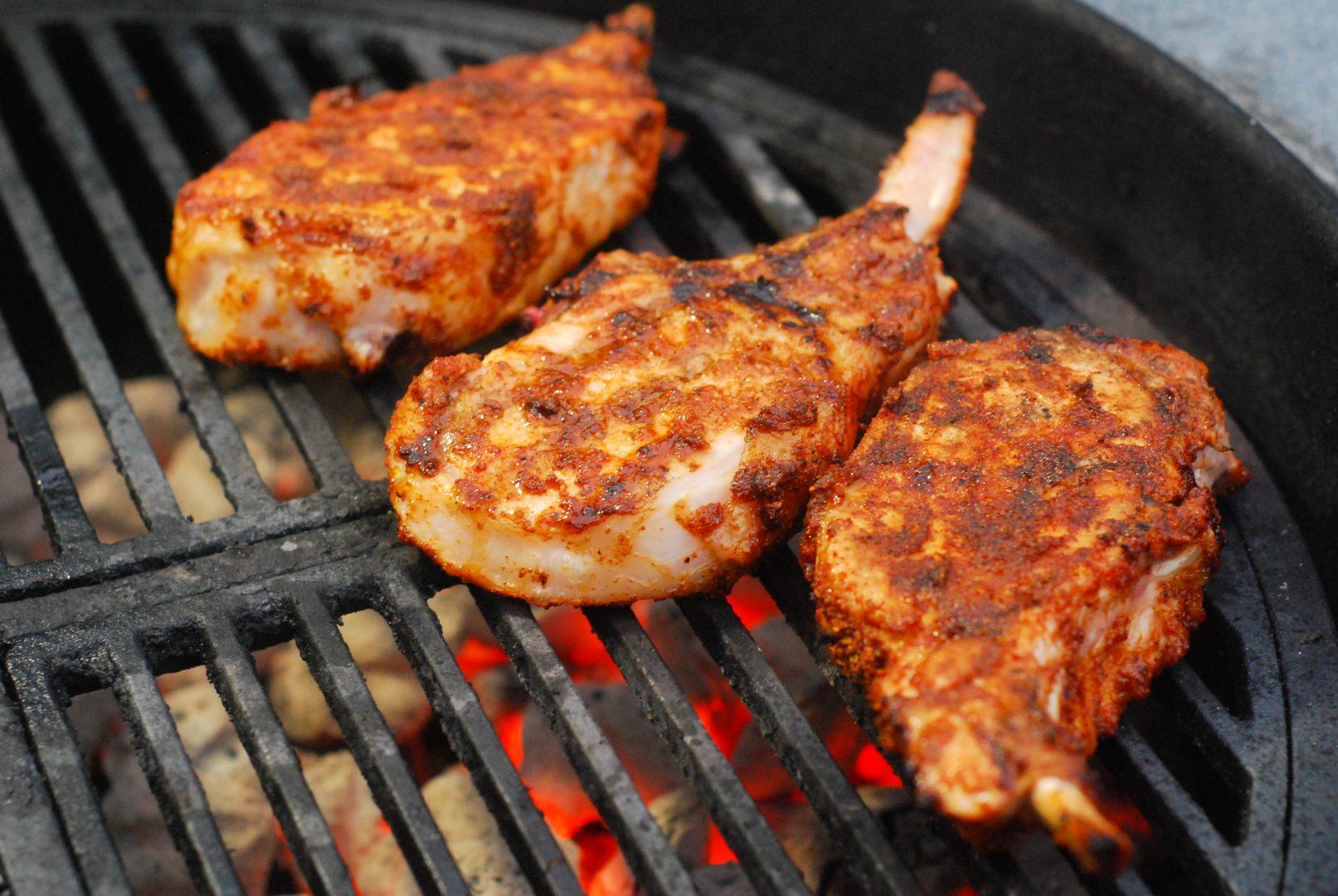 grill girl, Robyn Medlin, GrillGrrrl, reverse sear grilling method