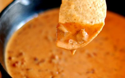Patio Daddio Queso Dip