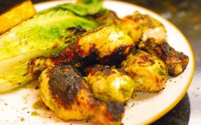 Jalapeno Pesto Chicken