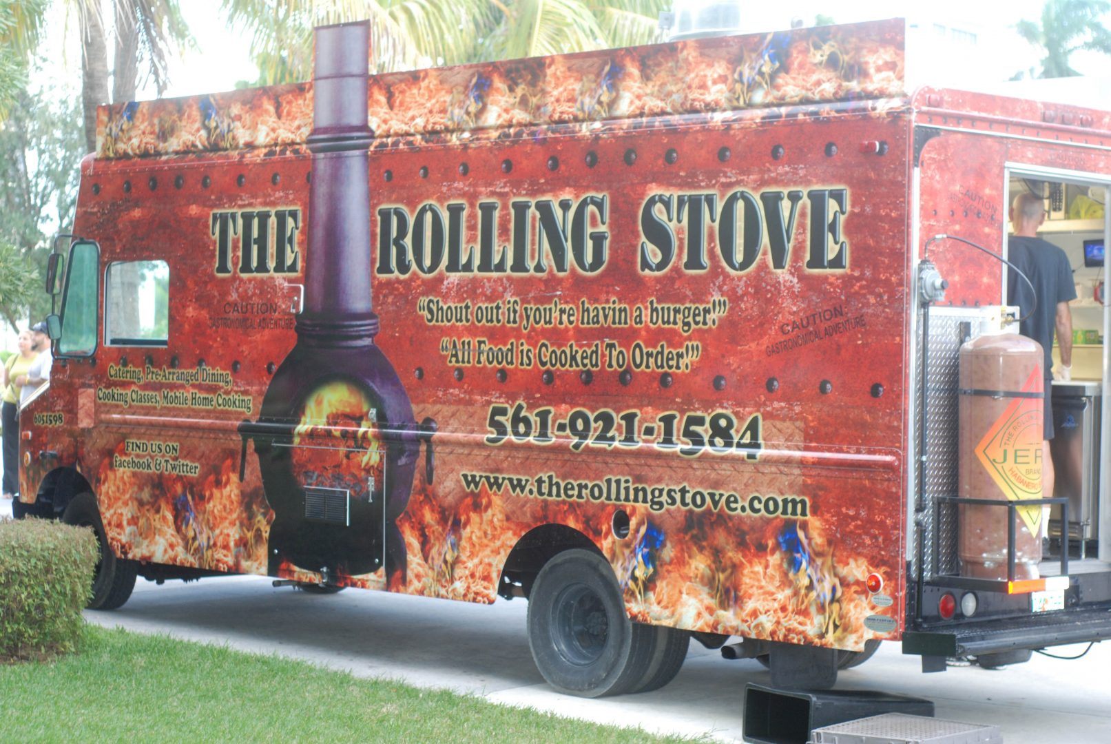 The Rolling Stove Food Truck South Florida Food Trucks Miami Food