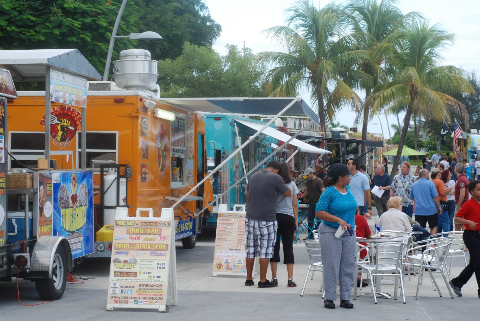 Miami Food Trucks Come To Hollywood Fl Plus The Food Truck