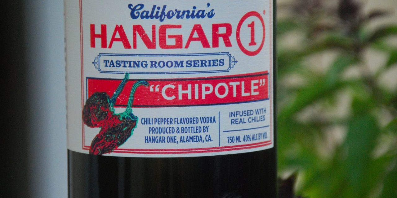 Hangar One Chipotle Vodka Giveaway and Recipe Contest