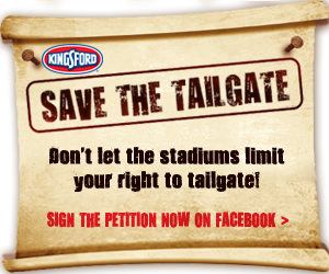 Sign this Petition and help Save the Tailgate!