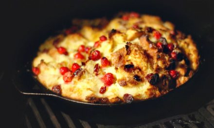 Thanksgiving Breakfast or Dessert Recipe: Cranberry Orange Bread Pudding