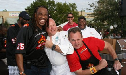 John Offerdahl's Grid Iron Grill Off: A Food, Wine & Tailgating Festival