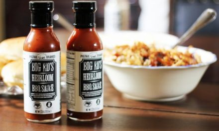 BBQ Sauce Review: Big Ed's Heirloom BBQ Sauce- A Vinegar Based NC Style Sauce