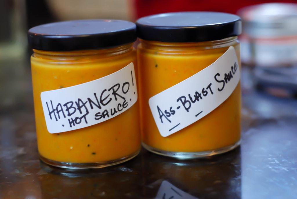 Habanero Hot Sauce Recipe, Habanero Sauce, Habanero Sauce