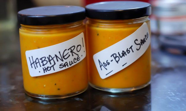Kick Ass Habanero Hot Sauce Recipe