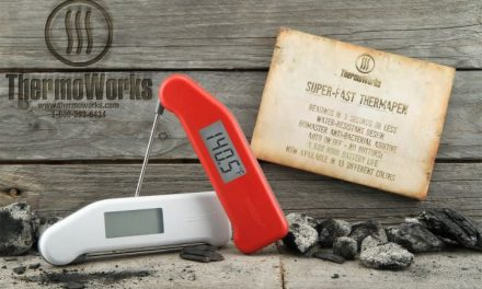 UPDATE: And the Winner is…..Thermapen Giveaway in time for Christmas!