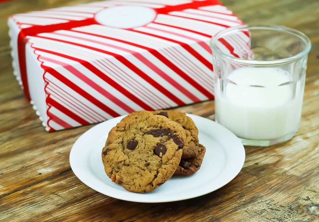 Make Santa very happy this year with these cookies!