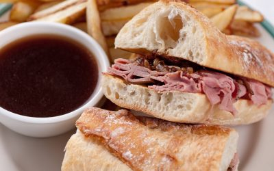 French Dip Sandwiches: Great Use of Leftover Prime Rib!