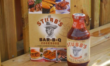 Stubbs BBQ Cookbook and Sauce Giveaway