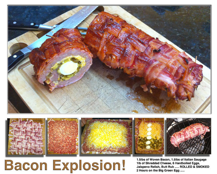 Best of the Web: BACON RECIPES- Bacon Ice Cream, Bacon Mayonnaise and a Bacon Coffin