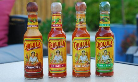 I Heart Hot Sauce: The Cholula 4 Pack Hot Sauce Give-away!