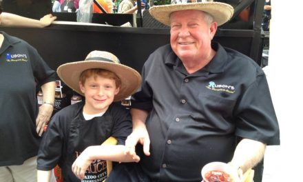 Newest Contributor, Leslie Roark Scott: Ubon's BBQ Steeped In Family Tradition