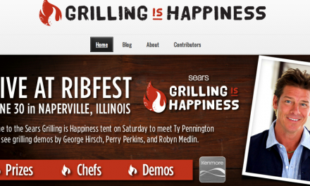 Ribfest This Weekend: Catch Me Grilling With Ty Pennington