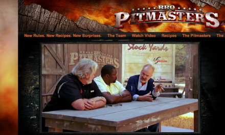 The BBQ Pitmasters Drinking Game