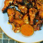 Szechuan Pepper Wings Thai Peanut Chicken recipe