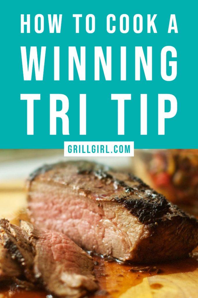 winning tri tip