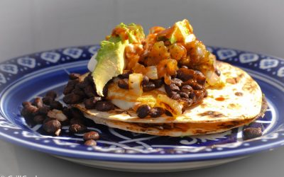 Huevos Rancheros on the Grill