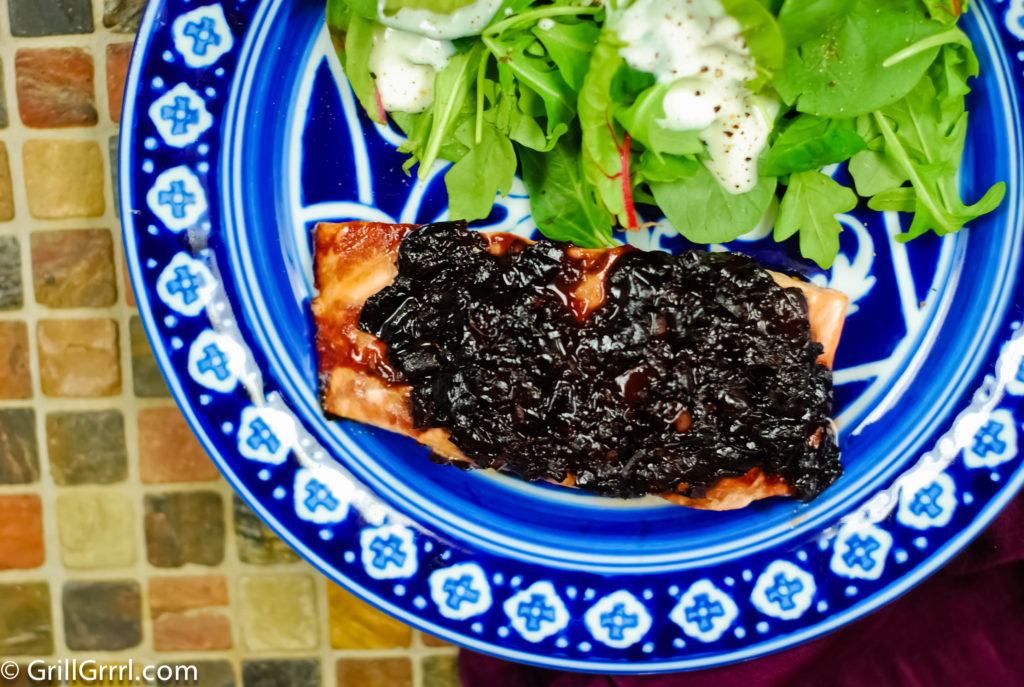 grilled salmon recipe, best grilled salmon, how to grill salmon on the big green egg