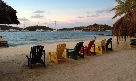 On Vacation in the BVI…. be back soon!