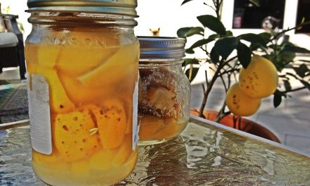 How to Make Preserved Meyer Lemons