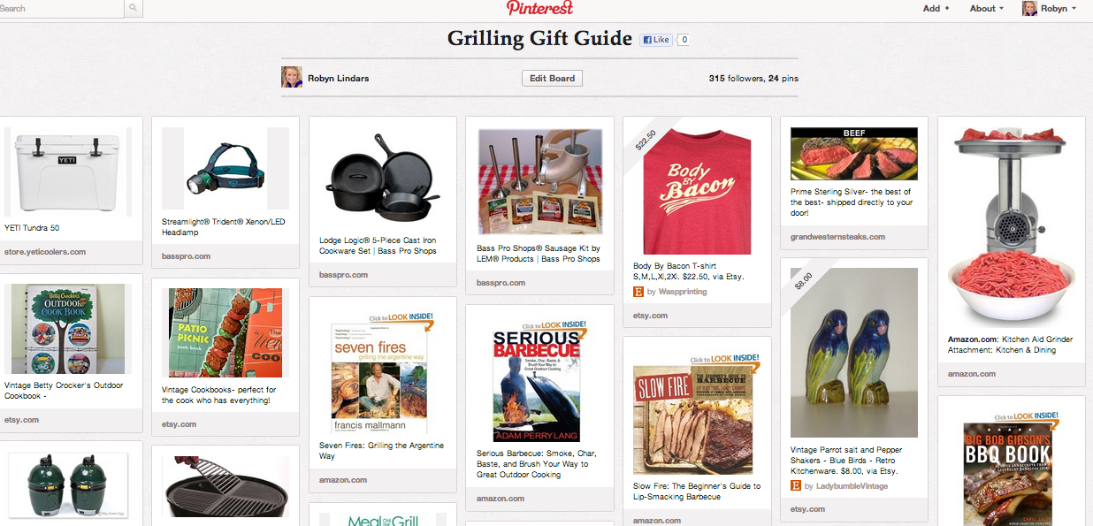 (Last Minute) Foodie and Grilling Gift Guide