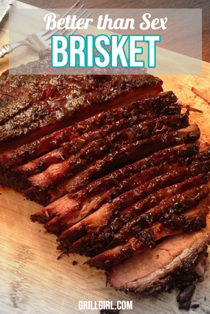Better than Sex Brisket