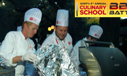 AIWF's 9th Annual BBQ Battle- Show Your Support For South Florida's Culinary Schools