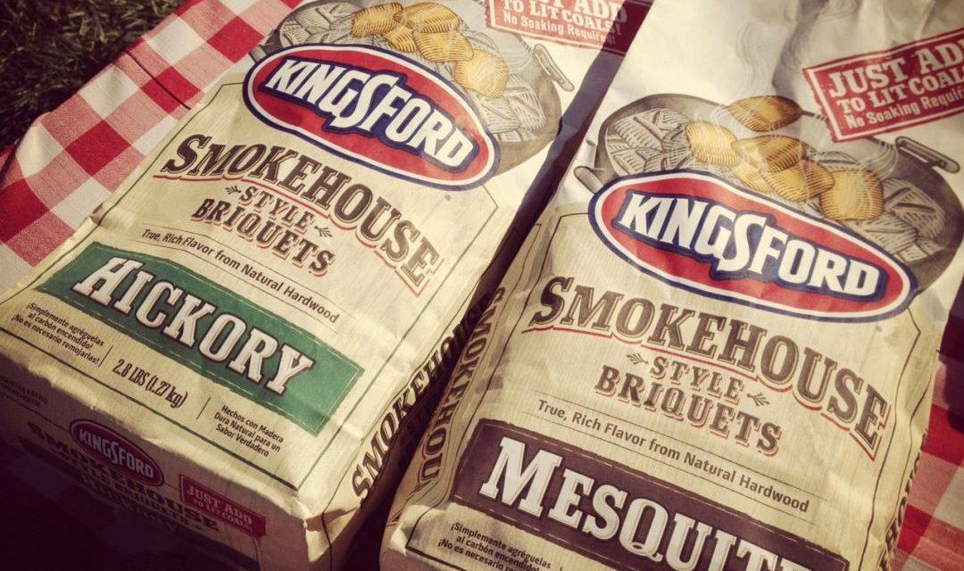 Kingsford Announces Smokehouse Briquets