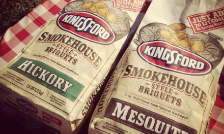 Kingsford Announces Smokehouse Briquets