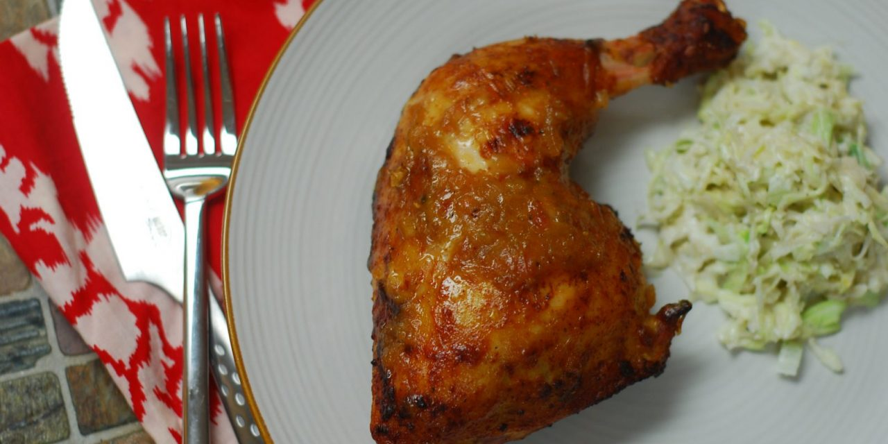 Lemon Ginger BBQ Sauce (Steven Raichlen's Recipe)