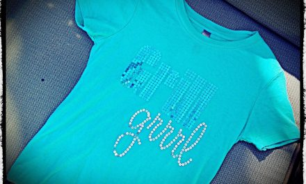 "New GrillGrrrl Bling T-Shirts – Proceeds to Go To Pawsitive4Life / ""Miami Dogs on the Move"""