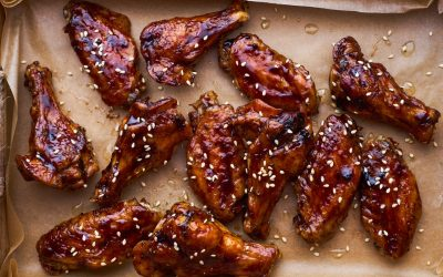 Peanut Butter Jelly Time Chicken (Roasted Chicken On the Grill)