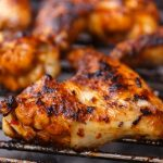 Grilled Chicken Wings Recipe by GrillGirl Robyn