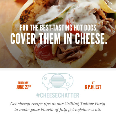 #cheesechatter