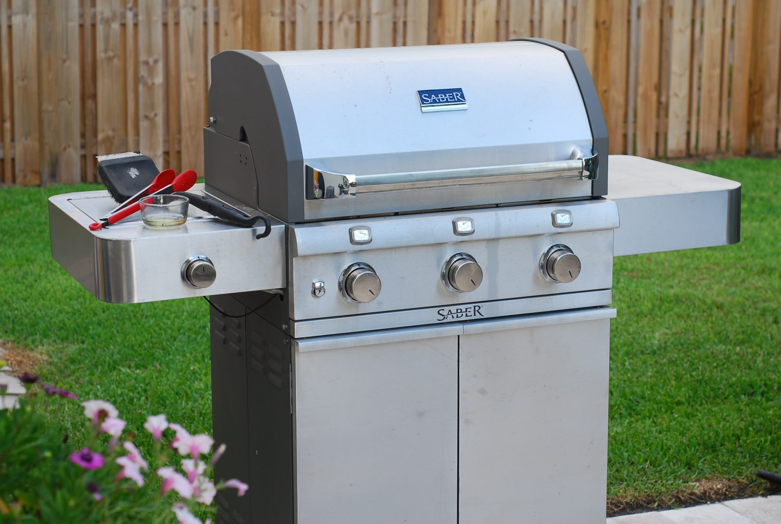 Saber Infrared Grill Review: The Saber Cast 500 - GrillGirl
